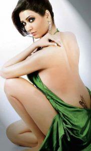 karishma-tanna-hot-back-less-dress
